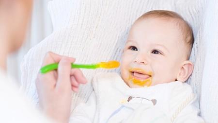 離乳食初期の便秘解消食材