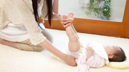 赤ちゃんのうんちの状態