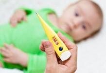 赤ちゃんの発熱について知っておきたいこと