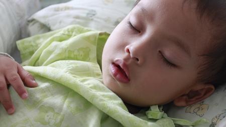 寝る前の咳