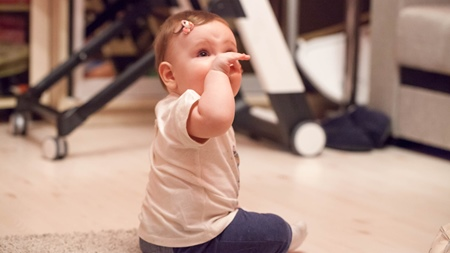 赤ちゃんの食物アレルギーの症状とは?