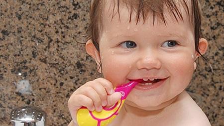 歯磨き粉について