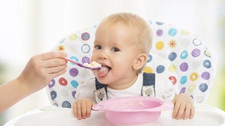 離乳食後期について