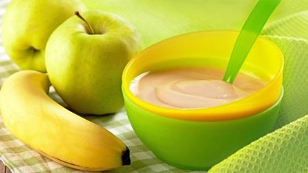 離乳食果物について