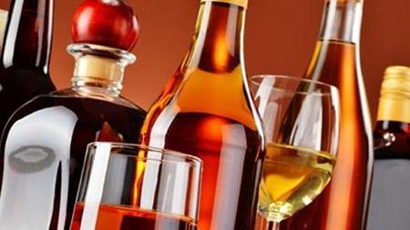 アルコールは厳禁