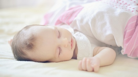 赤ちゃんの首すわりの時期は?いつ頃?