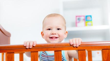 赤ちゃんがつかまり立ちをするようになったら