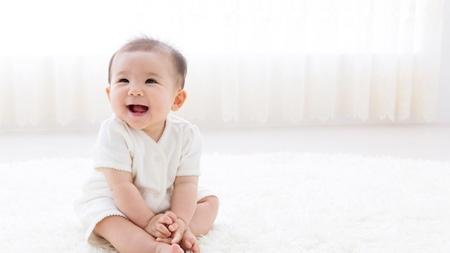 赤ちゃんの成長発達の過程について