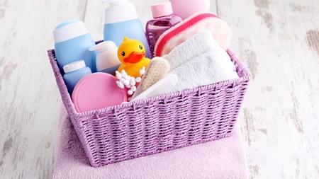 赤ちゃんのスキンケア製品を選ぶ際の注意点