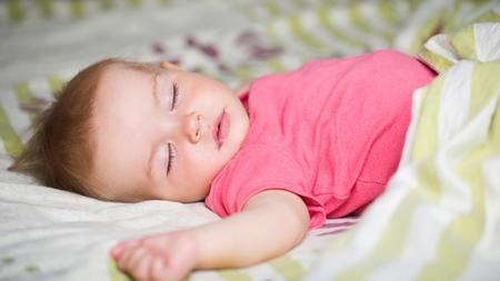 赤ちゃんの月齢とお昼寝について