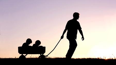 お父さんや家族のサポート