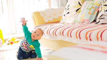 赤ちゃんがシャフリングする際の注意点とは?