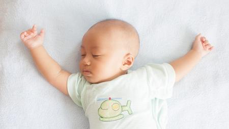 赤ちゃんの体温調節機能の発達とは?