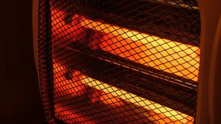 夜間も暖房をつけておく場合