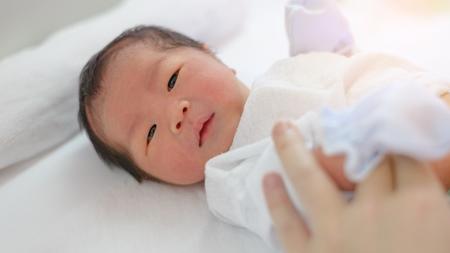 赤ちゃんの呼吸回数が多い理由とは?