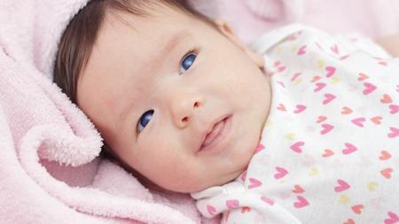 赤ちゃんの呼吸について