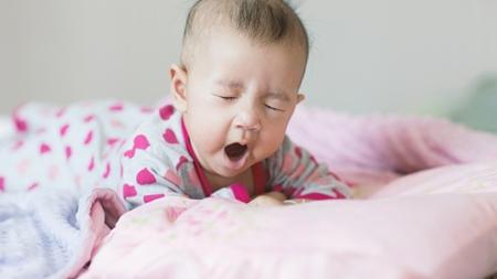 赤ちゃんの呼吸が荒い時に疑われる病気とは?