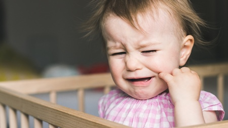 夜泣きの対処方法について
