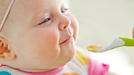 離乳食を始めるようになったら