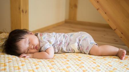 寝相の悪さは睡眠の質の悪さにつながるのか?