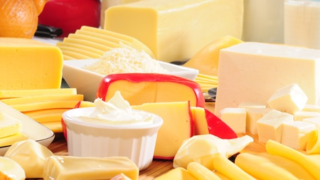 チーズの種類について