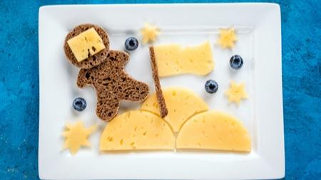 離乳食完了期はそのままチーズをあげてもいい?