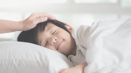 前日はたっぷり睡眠と休養を取らせる