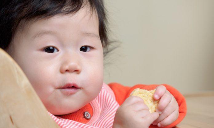 赤ちゃんにおやつを食べさせるときに知っておきたいこと いつから 時間 量 種類 タイミング やり方 注意点 など