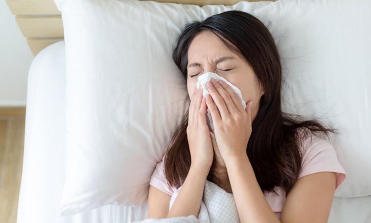 授乳中に風邪を引いたときの体験談