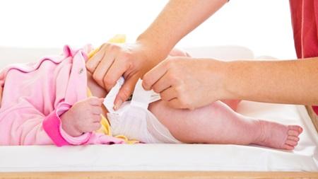 赤ちゃんのうんちの回数