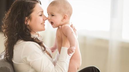 赤ちゃんは風邪を引いて丈夫になる?