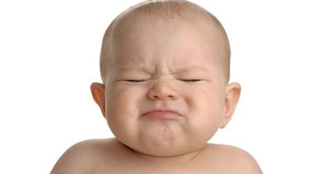 赤ちゃんの欲求不満で寝ない場合は