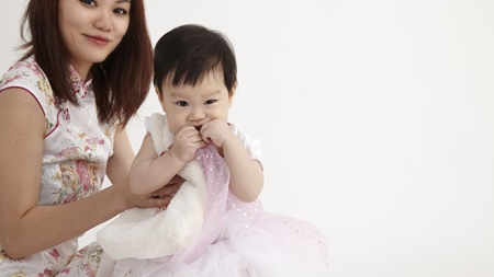 赤ちゃん連れでの結婚式の注意点とは?
