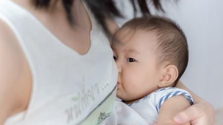 母乳の出が悪くなる