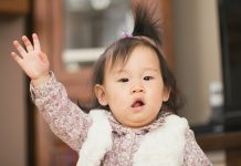 赤ちゃんのバイバイ、パチパチ(拍手)について知っておきたいこと