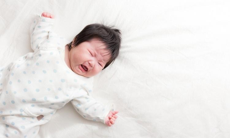赤ちゃんが寝ない体験談