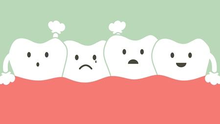 うつぶせ寝と歯並び・かみ合わせの影響