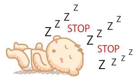 睡眠時無呼吸症候群の影響