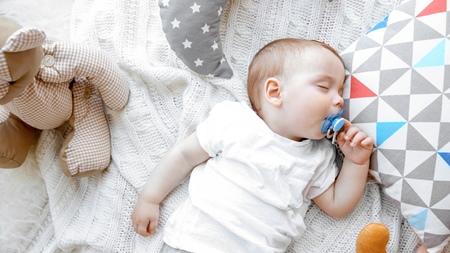 乳児突然死症候群のリスク軽減