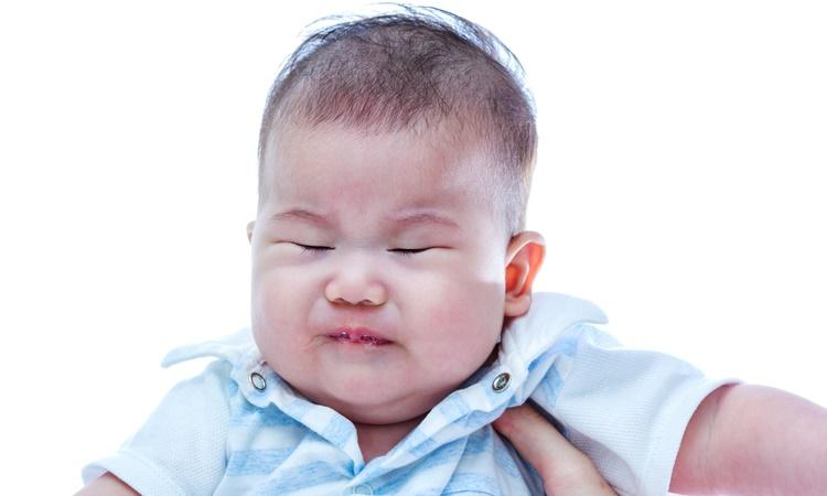 赤ちゃんがうなるときの体験談