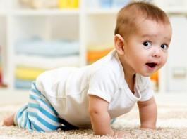 赤ちゃんのはいはいについて知っておきたいこと