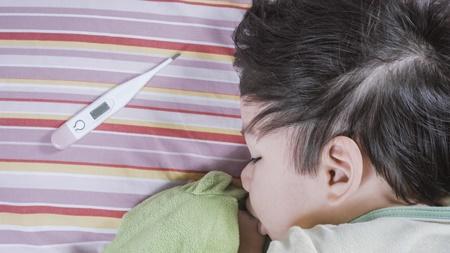 白目をむいてぐったり 親がパニックになる熱性痙攣