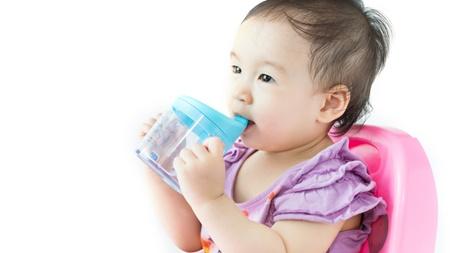 離乳中の水分補給