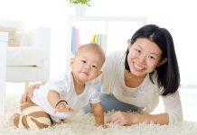 赤ちゃんとリビングでの過ごし方で知っておきたいこと成長による変化