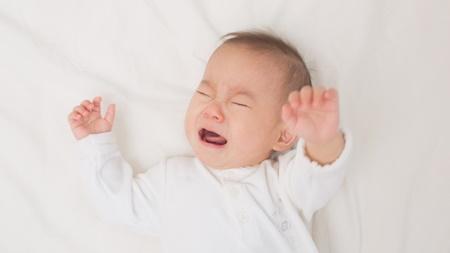 赤ちゃんがまったく泣きやまない場合