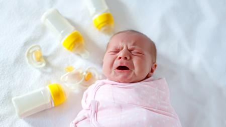 母乳/ミルクを飲みたがらない