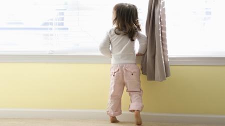 1歳11ヶ月 つま先歩き