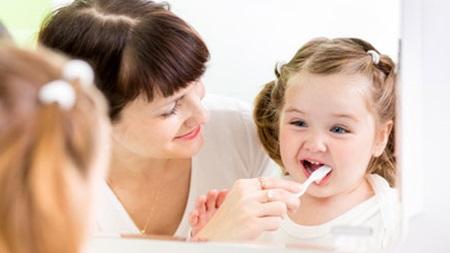 1歳11ヶ月 歯磨き