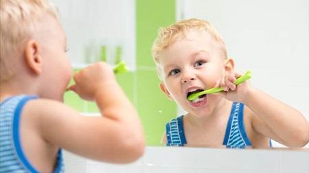 2歳 虫歯 歯磨き
