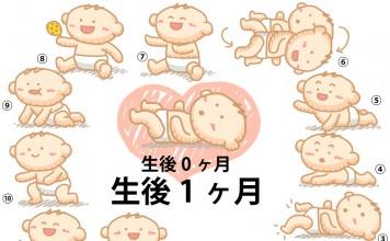 生後1ヶ月赤ちゃんの成長と育児で知っておきたいこと